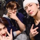 EXO's Suho And Kai And VIXX's Ravi Hit The Gym Together