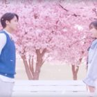 """Update: VIXX's Ravi And GFRIEND's Eunha Stare Into Each Other's Eyes In MV Teaser For Collab Track """"Blossom"""""""