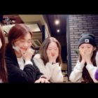 I.O.I's 99-Liners Have A Mini Reunion