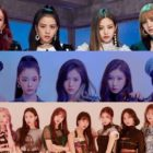 March Girl Group Brand Reputation Rankings Announced