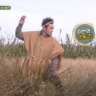 "NU'EST's Baekho Continues To Impress With His Survival Skills And Strength On ""Law Of The Jungle"""
