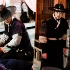"""Jung Il Woo And Han Sang Jin Face A Grim And Gory Situation In """"Haechi"""""""