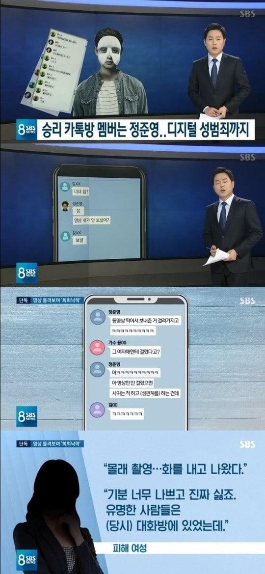 Pemberitaan soal Jung Joon Young menyebarkan video tersembunyi pada rekan selebritinya.