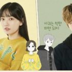 NCT's Jaemin, Kim Ji In, And More Feature In Poster For New Webtoon-Based Drama