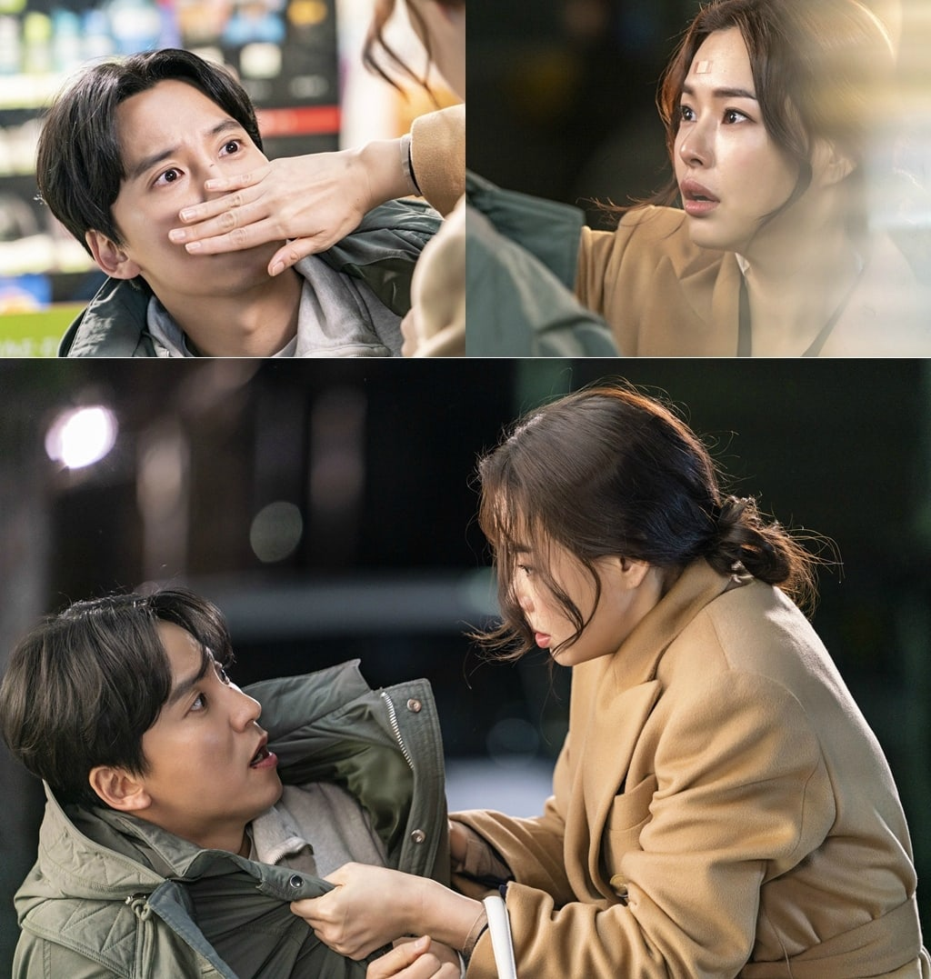 Kim Nam Gil And Honey Lee Hilariously Reenact Famous Scene +