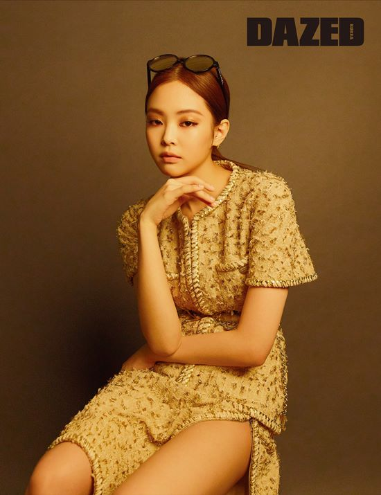 "BLACKPINK >> Single ""SOLO"" (Jennie) - Página 6 Blackpink-jennie-dazed-4"