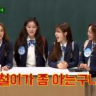 "Watch: gugudan's Kim Sejeong, Oh My Girl's Seunghee, T-ara's Hyomin, And More Are The Ultimate Girl Group In ""Ask Us Anything"""