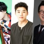 Super Junior's Kim Heechul, Kwon Hyuk Soo, Ji Sang Ryul, And More Cast In New Content Creation Variety Show