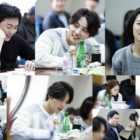 Jo Jung Suk, Yoon Shi Yoon, Han Ye Ri, And More Impress At Script Reading For SBS Drama