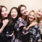 Girls' Generation's Mini Reunion Is Giving Fans All The Feels