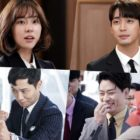 "Seo Eun Soo, Jin Goo, Yoon Park, And More Share Thoughts As ""Legal High"" Comes To An End"