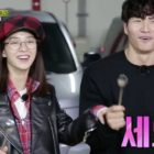 "Song Ji Hyo Jokes That She And Kim Jong Kook Are A ""Future Couple"" On ""Running Man"""