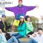 """Running Man"" Cast Have A Blast At Kim Jong Kook's Solo Concert"
