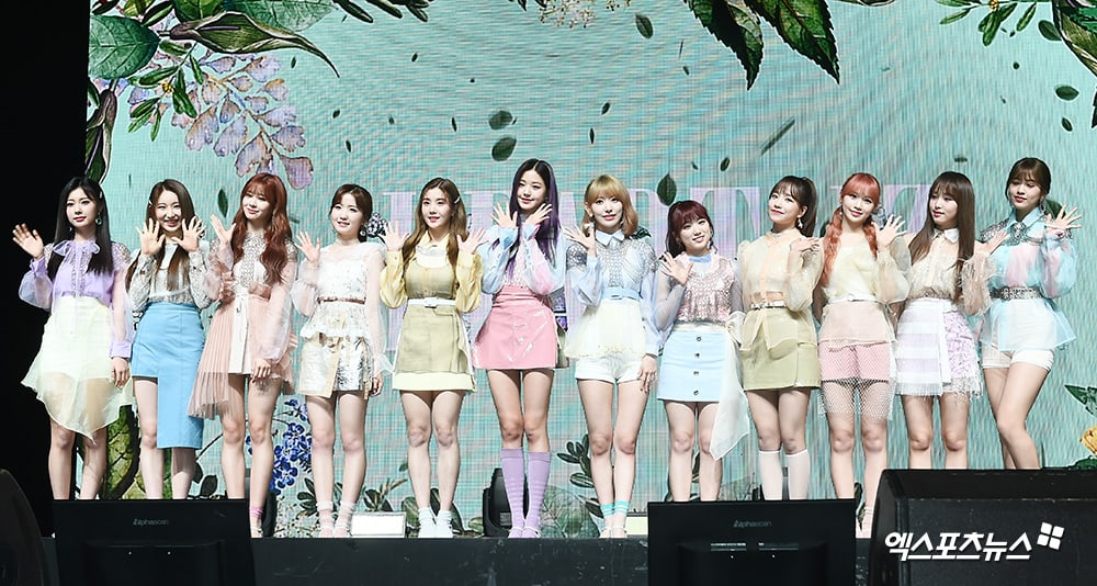 IZ*ONE Talks About Goals For Upcoming Promotions, Song Written By
