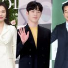 Kim Hyun Joo In Talks For New Drama With Seo Kang Joon And Han Suk Kyu