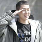 INFINITE's Sungyeol Looks Handsome And Healthy In New Photo From Military