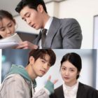 "Cast Of ""He Is Psychometric"" Knows How To Balance Work And Play On The Drama Set"