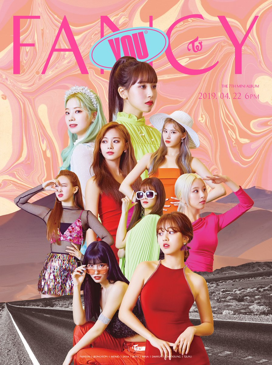 Twice akan merilis mini album pada 22 April mendatang (dok. JYP Entertainment)