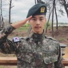 Watch: VIXX's N Greets Fans Following Completion Of Basic Training