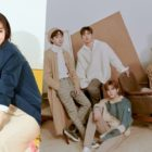 """Nana Receives Special Gift From NU'EST On Set Of """"Kill It"""""""