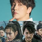 "Kim Nam Gil Turns Down ""The Pirates"" Sequel + Lotte Entertainment Responds To Halted Production Reports"