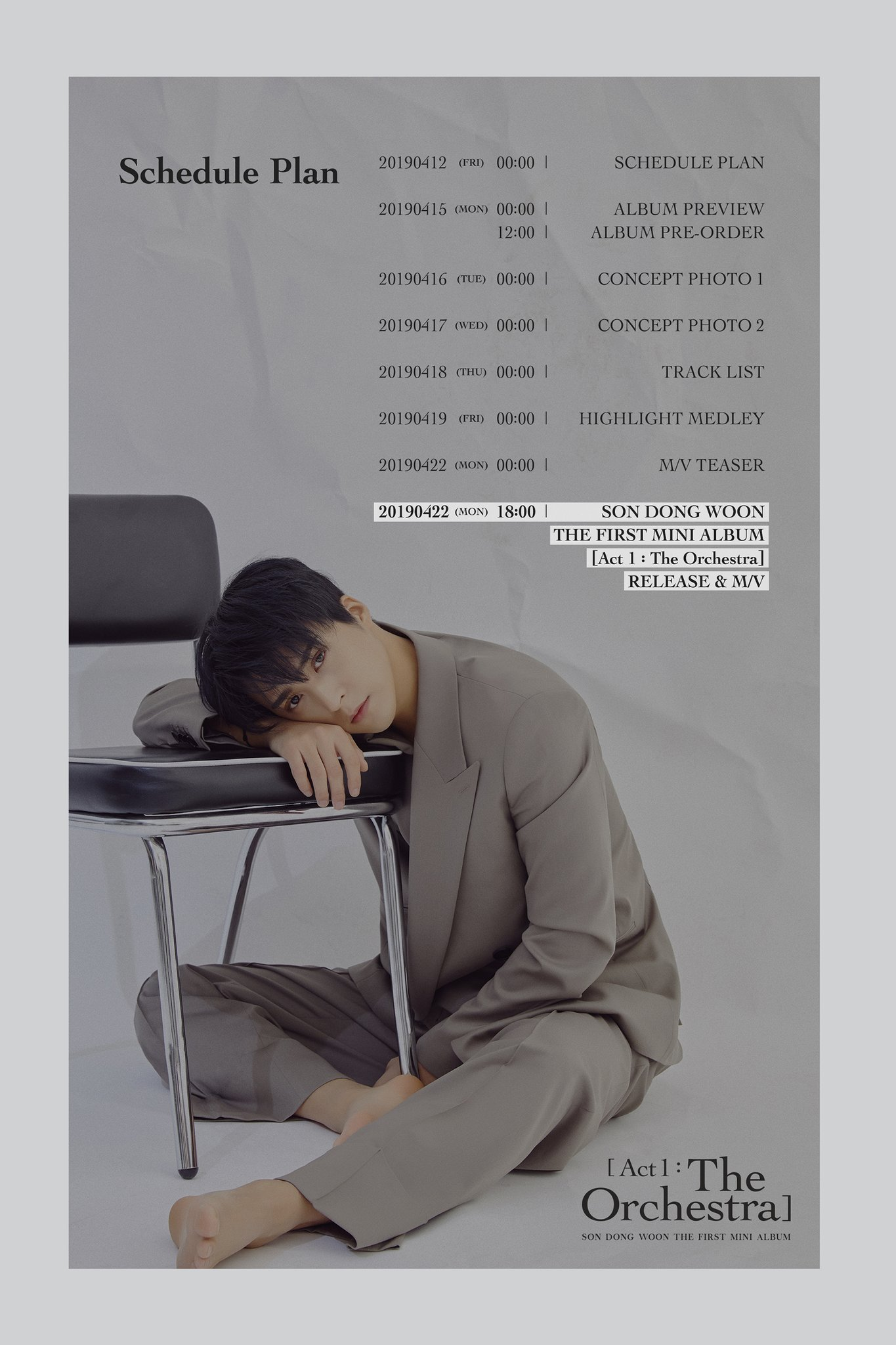 "Lee Kikwang (HighLight) >> Digital Single ""Don't Close Your Eyes"" - Página 10 Son-dongwoon"