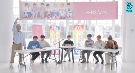 """BTS Thanks Halsey For Collaborating On """"Boy With Luv,"""" Names Their"""