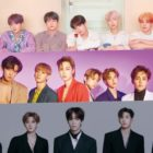 April Boy Group Brand Reputation Rankings Announced
