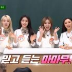 """Watch: MAMAMOO Brings Their Charms And Laughter To """"Ask Us Anything"""" In New Preview"""