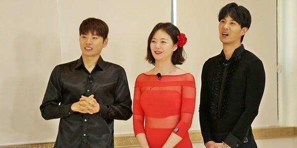 "Running Man"" Reveals Sneak Peek Of Kim Ji Suk And Lee Yi"