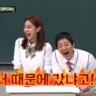 Uee Jokes About Her Dad Being Jealous Of On-Screen Father Choi Soo Jong