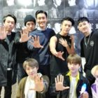 Members Of EXO, Super Junior, And NCT Show Love For Super Junior D&E At Their 1st Korean Concert
