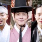 "Watch: Jo Jung Suk, Yoon Shi Yoon, And Han Ye Ri Excitedly Begin Filming For ""Nokdu Flower"""