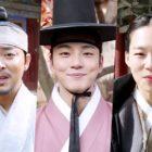 "Watch: Jo Jung Suk, Yoon Shi Yoon, And Han Ye Ri Excitedly Begin Filming For ""Nokdu Flower"""