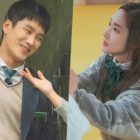 """Park Min Young And Ahn Bo Hyun Show Off Their Lively Chemistry As Childhood Friends In """"Her Private Life"""""""