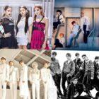 BLACKPINK, BTS, MONSTA X, EXO, And More Rank High On Billboard's World Albums Chart