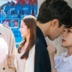 "Kim Jae Wook And Park Min Young Build Romantic Tension In ""Her Private Life"""