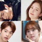 Song Won Seok And Park Se Wan Confirmed To Join Kang Ji Hwan And Kyung Soo Jin In Upcoming Drama