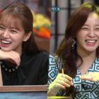 "Girl's Day's Hyeri Gives Hilarious Advice To Kim Sejeong On How To Get gugudan's Song To Appear On ""Amazing Saturday"""