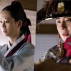 "Jung Il Woo Pulls Go Ara In For A Tender Hug In ""Haechi"""