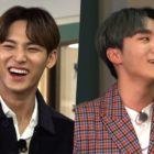 "Watch: SEVENTEEN's Mingyu And Seungkwan Crack Everyone Up On ""Running Man"""