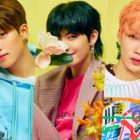 "Update: The Boyz Drops More Colorful Photos Of Sangyeon, Hwall, And New For ""Bloom Bloom"""