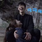 """Watch: Nana And Jang Ki Yong Are Full Of Laughs In """"Kill It"""" Behind-The-Scenes Video"""