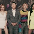 P NATION's HyunA, PSY, Hyojong, And Jessi Are Squad Goals In Profile Photos