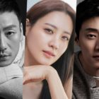Park Hae Soo, Claudia Kim, And Lee Hee Joon Confirmed For New Mystery Drama