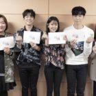 "Kim Min Kyu, Shin Sung Rok, Cha Ye Ryun, And More Gather For Script Reading For ""Perfume"""