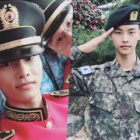 VIXX's N Looks Dapper In Uniform In Welcome Update From The Military