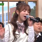 Watch: Lovelyz's Kei Performs Amazing Medley Of Kim Wan Sun, S.E.S., And SISTAR's Songs