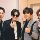 EXO's Suho Shows Love For EXO-CBX At Their Concert In Japan