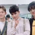 Super Junior's Yesung And EXO's Chen Cheer On Ryeowook At Musical